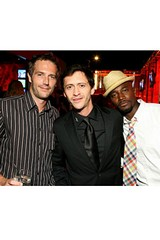 Michael Vartan, Taze Diggs, Clifton Collins