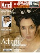 Paris Match Adjani